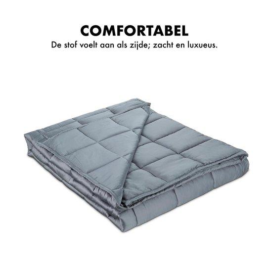 Kustaa Bamboe zomer verzwaringsdeken - 152x203 - comfortabel